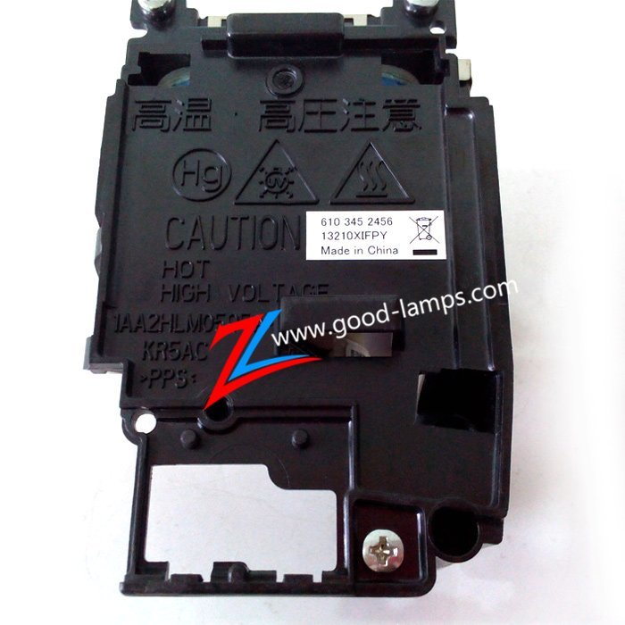 High Quality Projector Lamp Poa Lmp132 610 245 2456 Factory